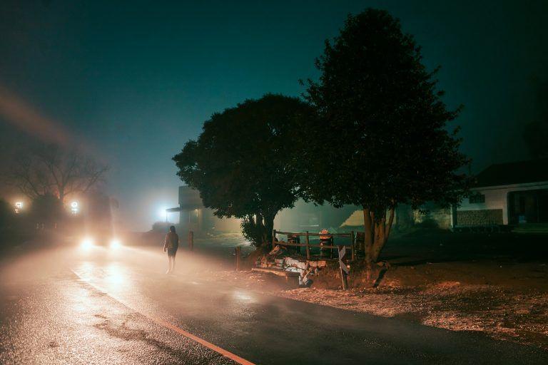 Nighttime City Scenes Bathed In Neon By Photographer Elsa Bleda Urban Landscape City Scene Landscape Photography
