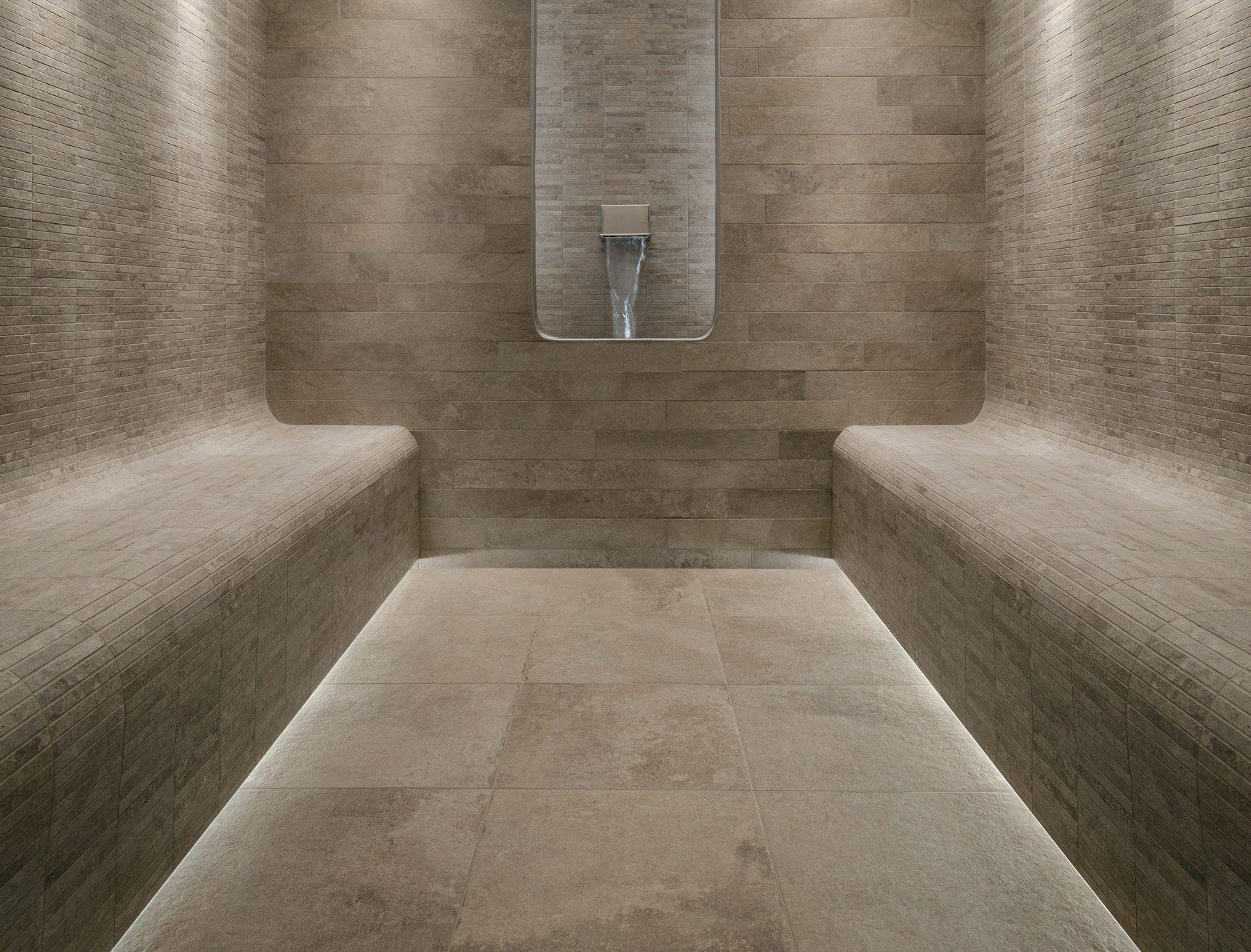 Geo salle de bains salle et spa - Carrelage beige salon ...