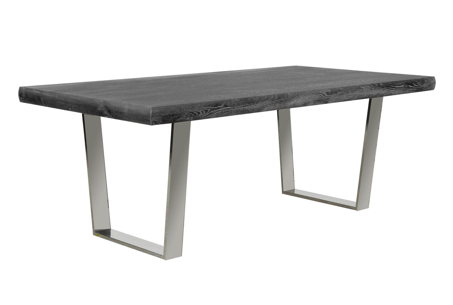 bateau grey dining table | grey dining tables, gray and