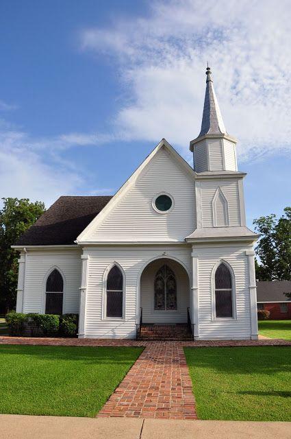 Hickory Ridge Studio Brooksville Baptist Church Church Steeple Church Architecture Old Country Churches