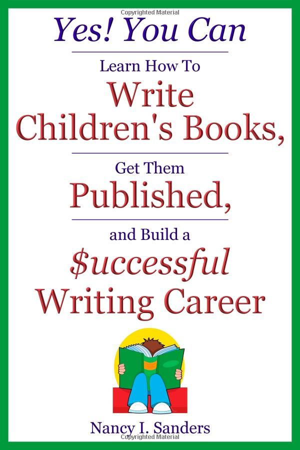 amazon yes you can learn how to write children's