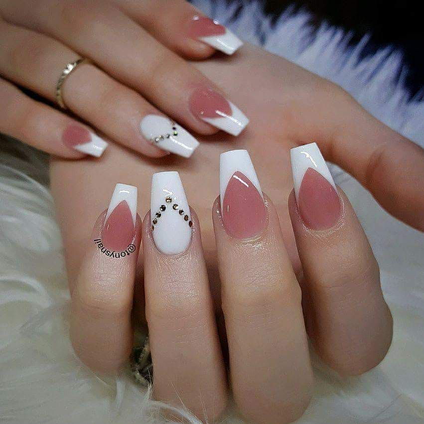 nail art design, glitter nails