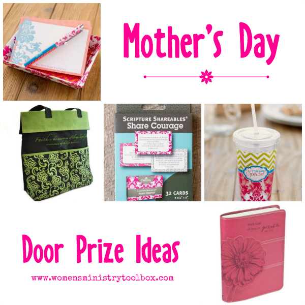 Mother\u0027s Day Door Prize Ideas - check out these great gift ideas! All under $10  sc 1 st  Pinterest & Mother\u0027s Day Door Prize Ideas | Door prizes Toolbox and Doors