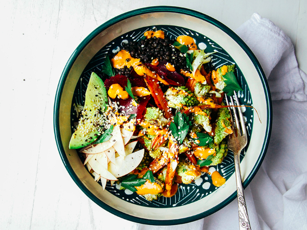 This Is the Best Meal for Staying Full While Trying to Get in Shape via @MyDomaine