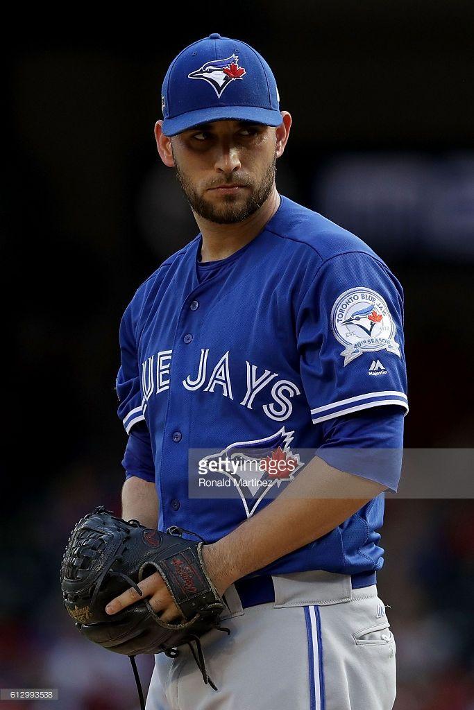 Marco Estrada, TOR//Oct 6, 2016 Game 1 ALDS at TEX | MLB Postseason