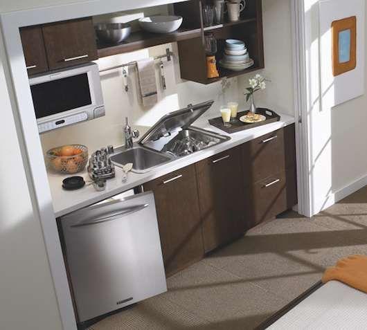Incognito Dishwashers Kitchen Remodel Space Saving Kitchen Tiny Kitchen