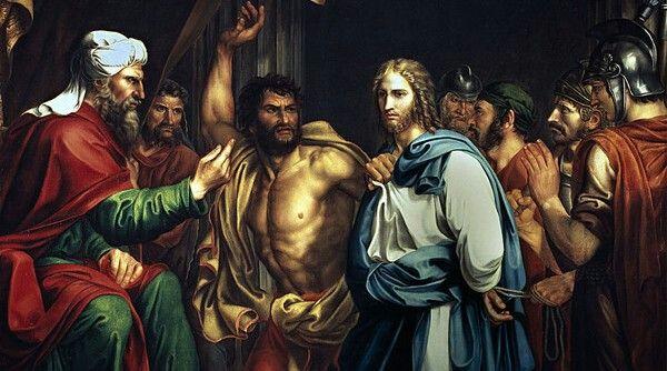 Silence of Jesus