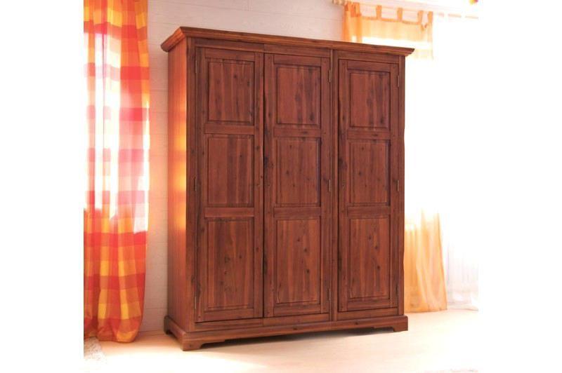 Badezimmer Schrank Dunkel Kleiderschrank Akazie Medium Size