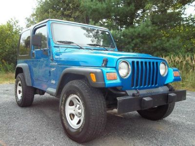 2002 Jeep Wrangler Sport Http Www Iseecars Com Used Cars Used
