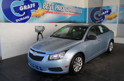 Pick of the Week - 2011 Chevrolet Cruze LS