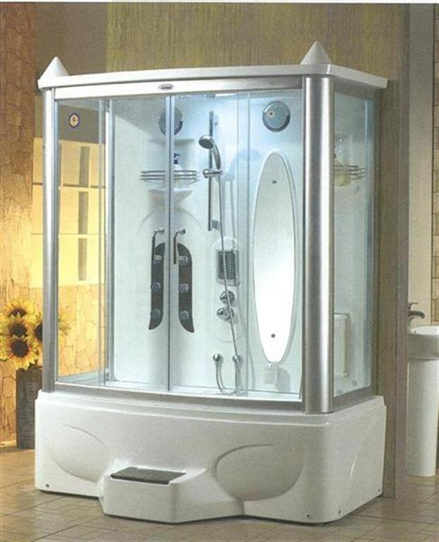 Jetted Tub and Shower Enclosure | Steam Showers | Stalls | Shower ...