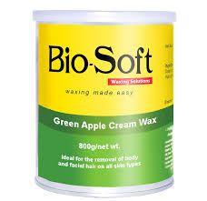 Biosoft - green apple wax