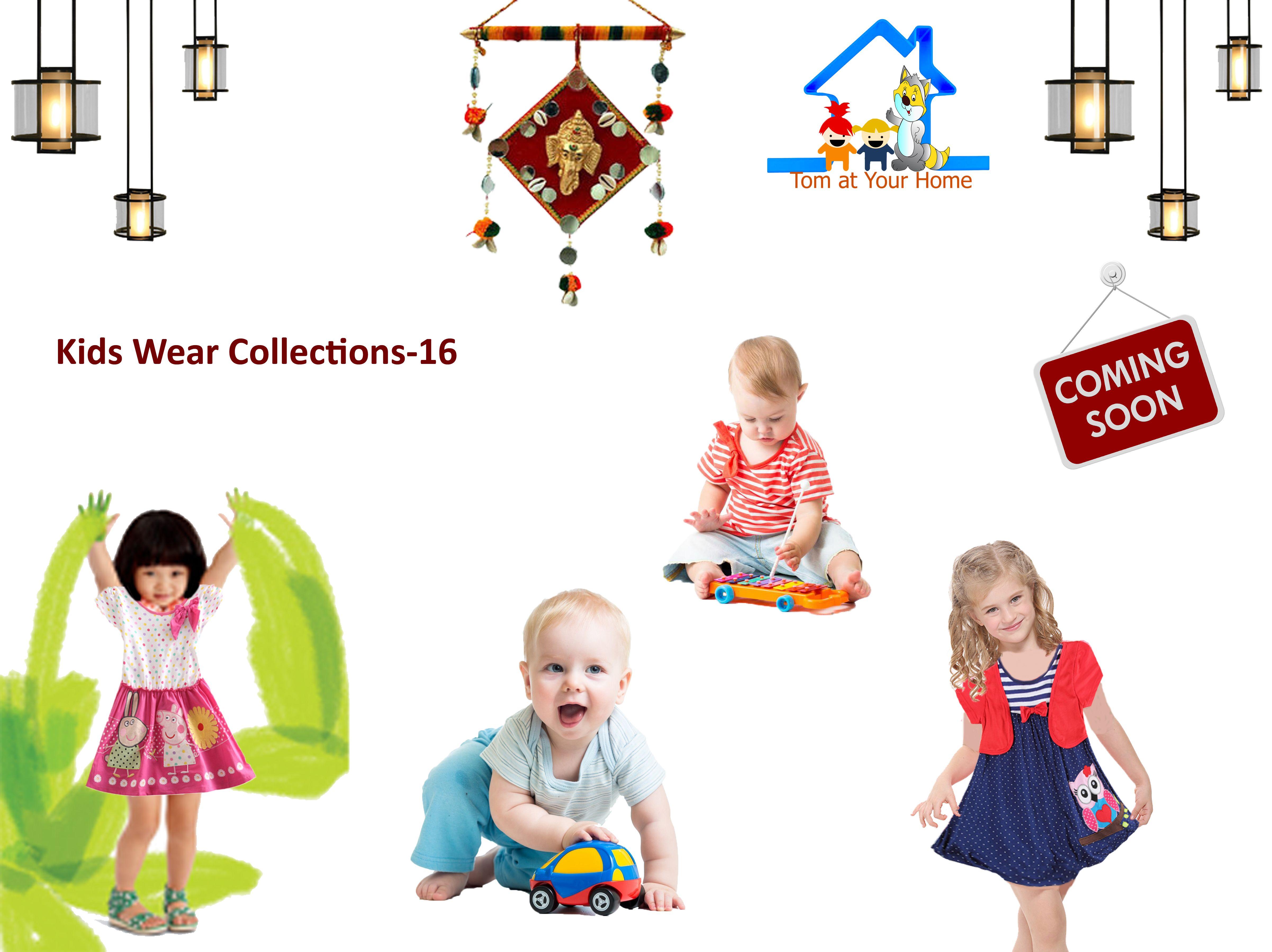 #tomatyourhome #newarrival #commingsoon #girlsfashion #kidswear #collection16 #dressesforgirls #happyshopping