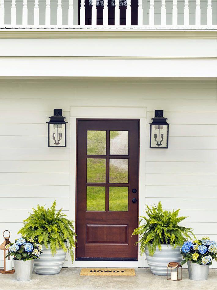 Гармоничный дизайн интерьера двухэтажного дома в Теннесси | Design ...