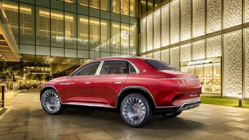 43+ Mercedes maybach ultimate luxury price background