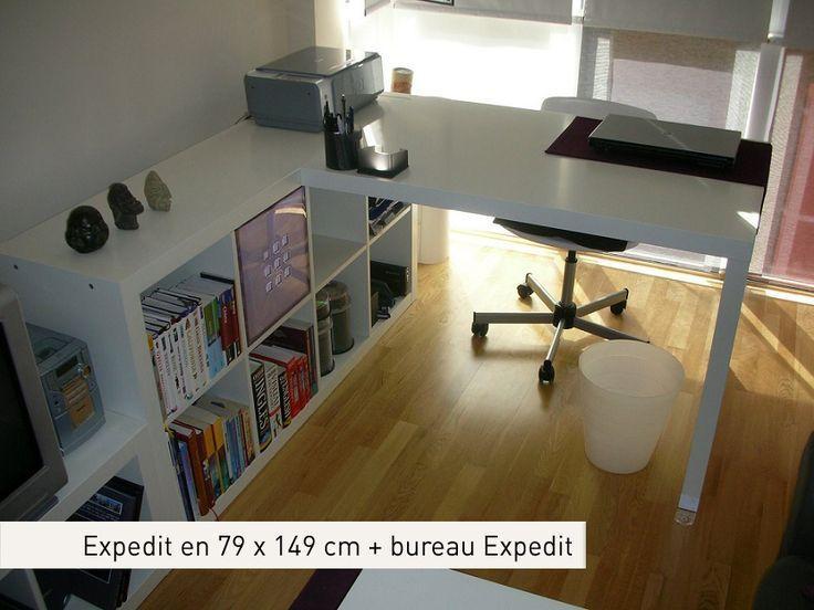 Album – 12 – IKEA Hacker, trucs et astuces pour Besta, Billy, Kallax (Expedit), réalisations clients