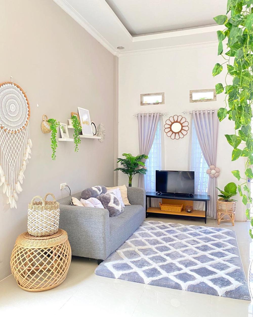 Warna  Cat  Tembok  Ruang Tamu Yang  Bagus  Warna  Coklat