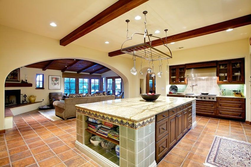 Spanish Style Kitchens Ideas | Bindu Bhatia Astrology