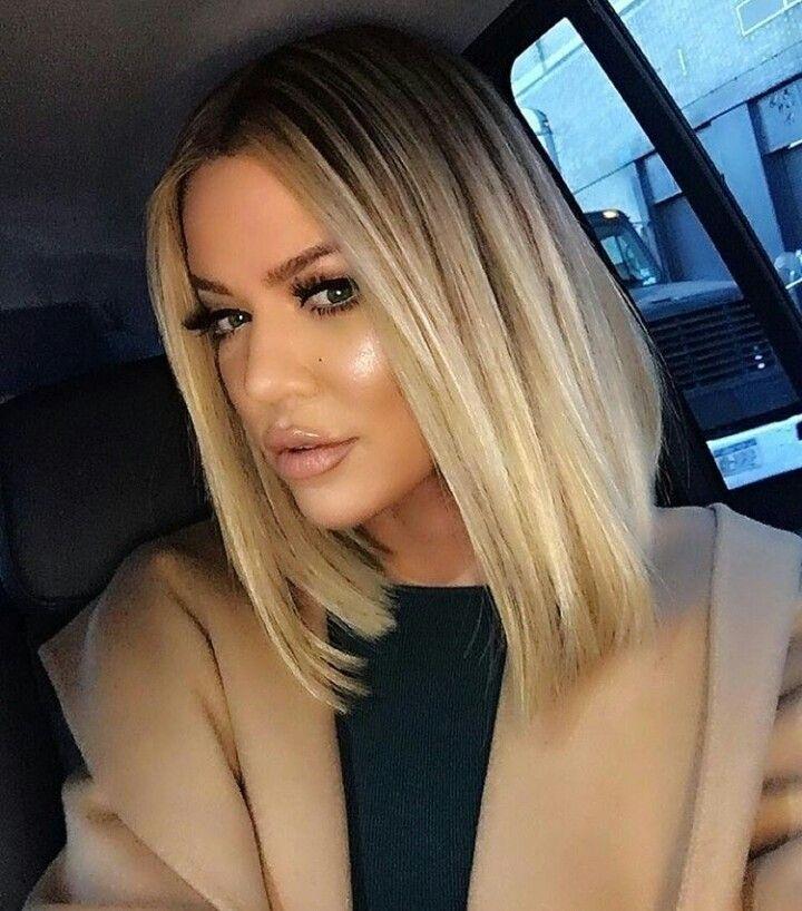 Khloe Kardashian Admits Why She Chopped Off Her Hair
