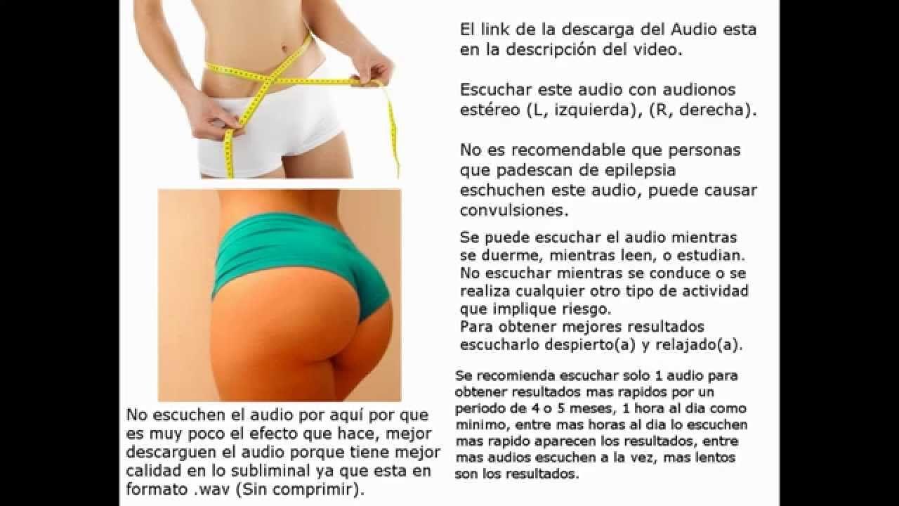 Consejos para adelgazar el abdomen rapidamente sonido