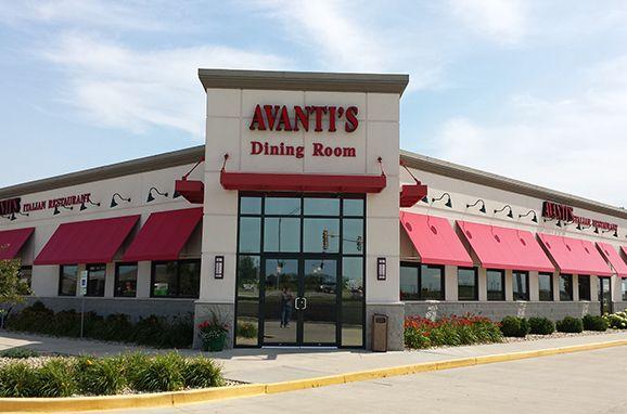 Avantis Italian Restaurant Be Unpredictable Eat Drink