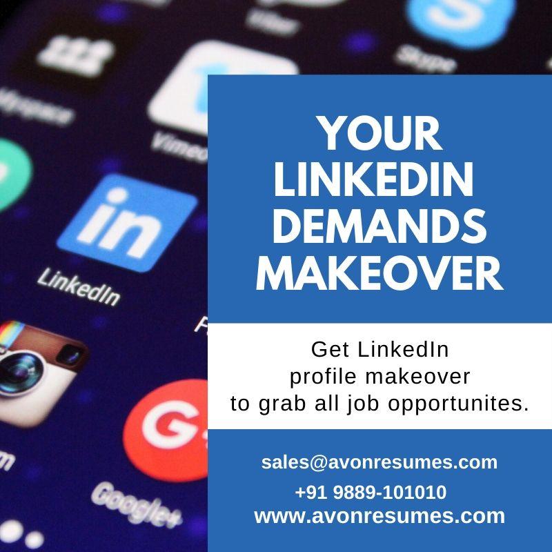 Linkedin profile writing service in india linkedin