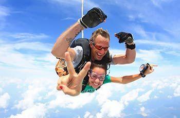 Skydiving (Görüntüler ile)