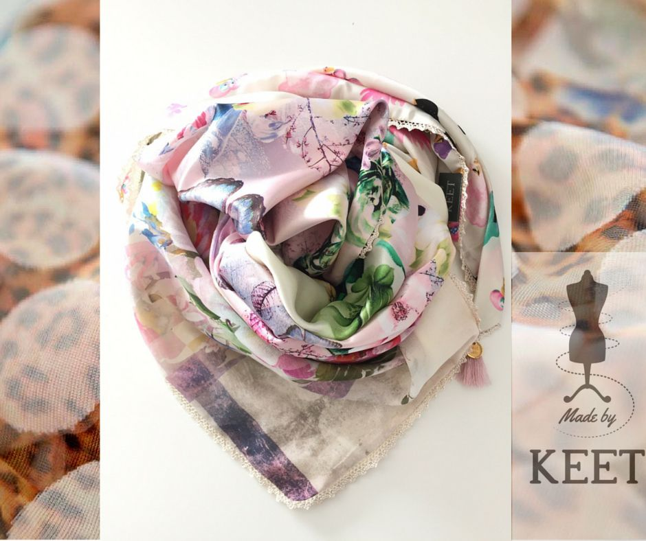 Made by Keet scarf spring 2016
