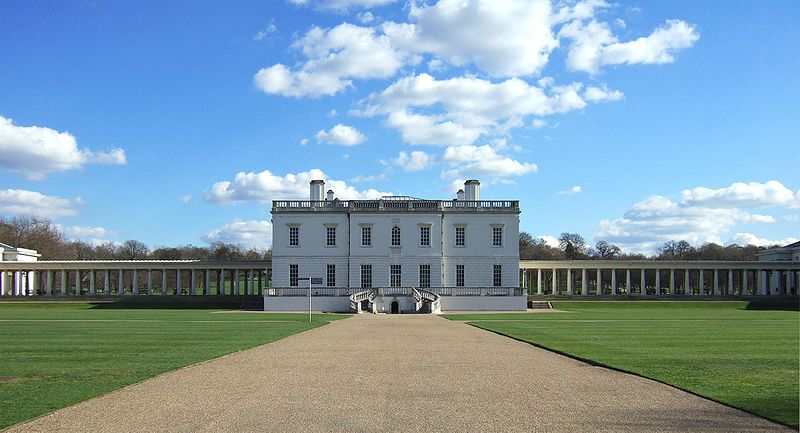 Queen S House Greenwich Queen S House Was Originally Part Of The Royal Palace Of Greenwich It Was Meant By Anne Of Denmark European Architecture Placentia