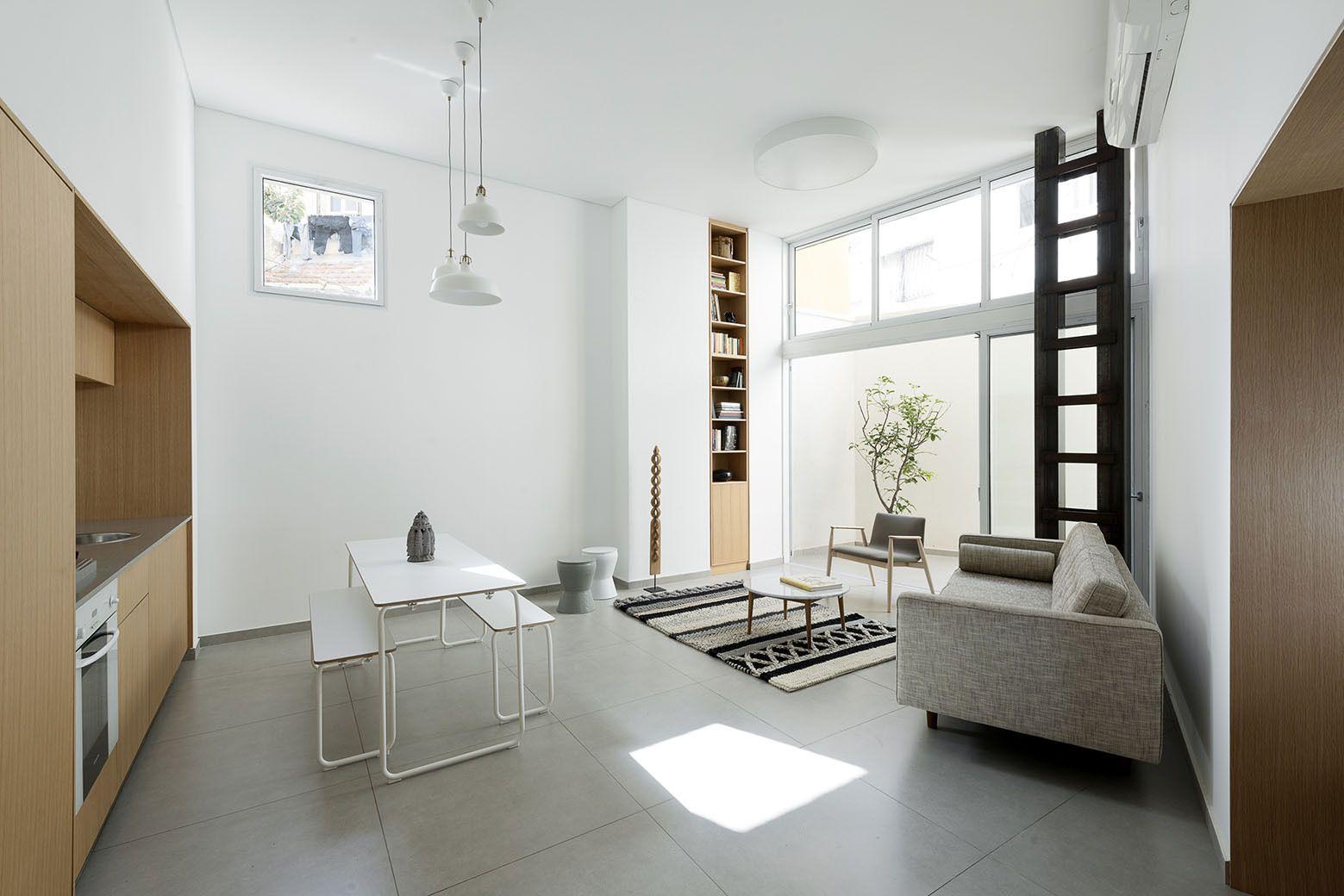 Jaffa Garden Apartment / Itai Palti