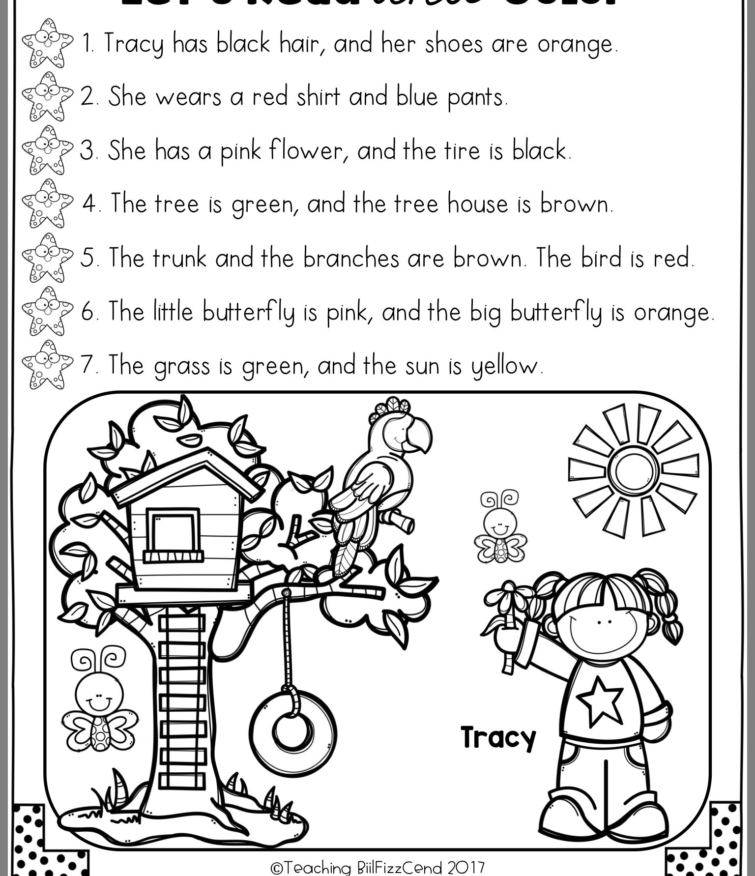 Pin By Ingmarie Borneby Hesse On Visual Motor Fine Motor Activities Reading Comprehension Activities Comprehension Activities First Grade Reading