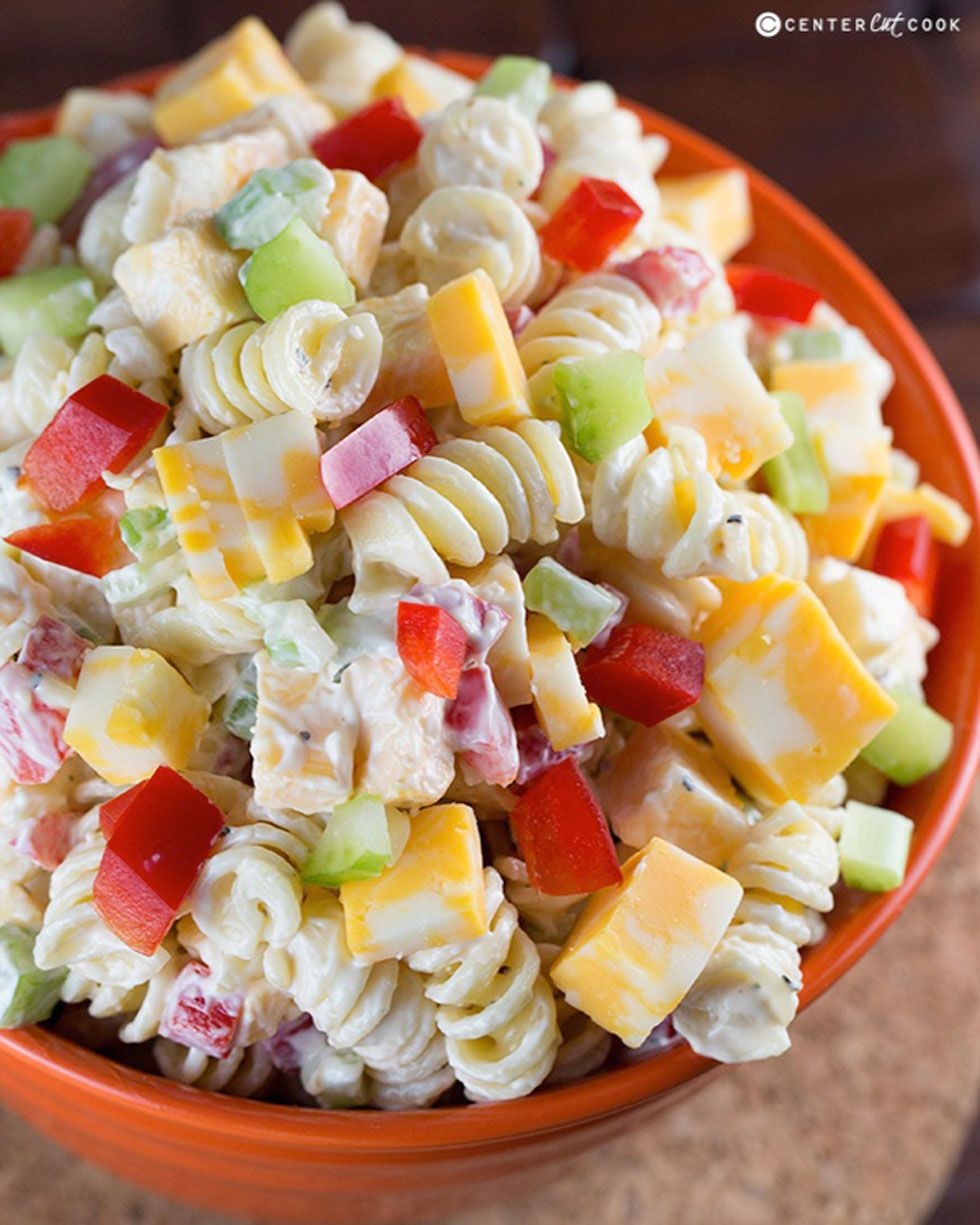 50 Pasta Salad Recipes You Need To Bring To Your Summer Potlucks