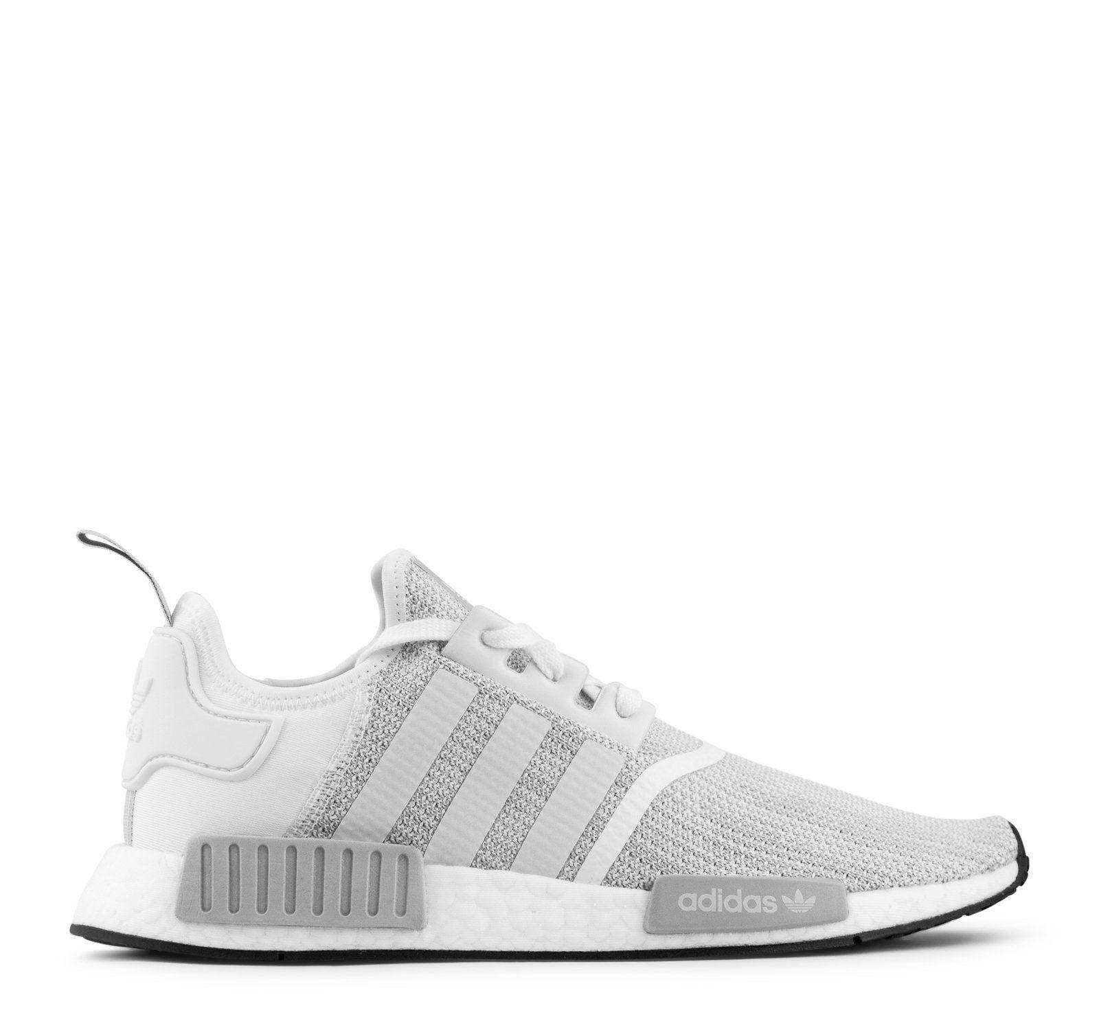 8209269df70e4 Adidas Originals NMD R1 B79759 - White Grey