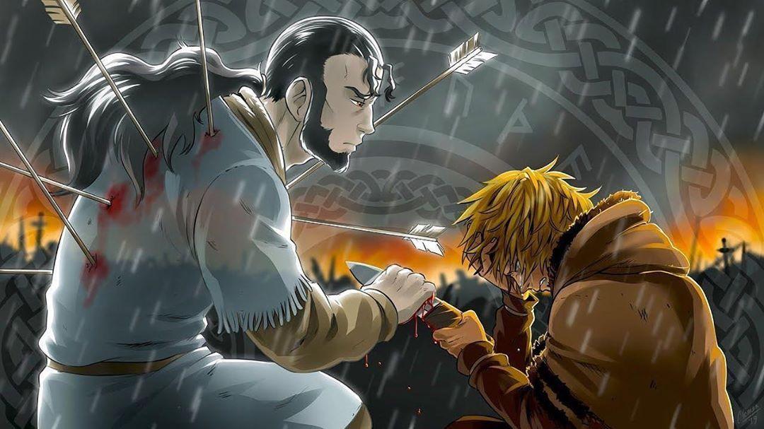 Thors and Thorfinn in 2020 Anime, Vinland saga, Saga