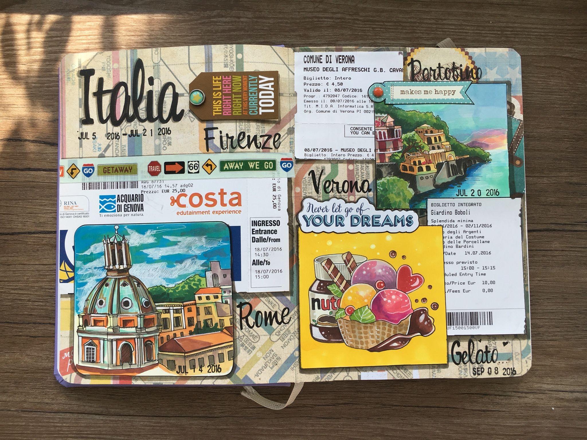 Bullet Journal Vacaciones Carnets De Croquis Carnet De Dessin