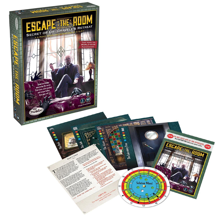 Escape the Room in 2020 Escape room game, Family fun