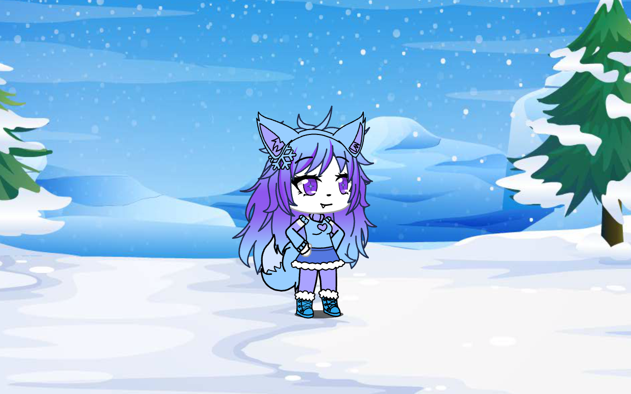 Gacha Life Chrome Create Your Own Character Background S Character