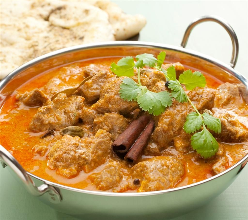 Newly Weds Foods Thailand: Rogan Josh: A Traditional Indian Curry Recipe