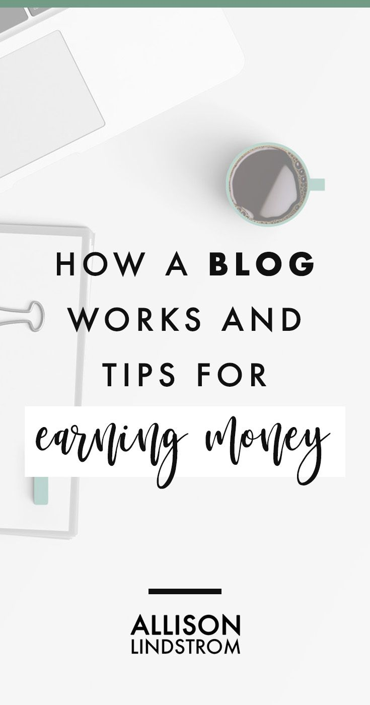 what is a blog and how does it make money