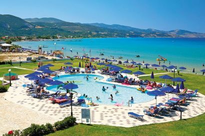 Alykanas Village Greece Zante 4 Sun Part Of The Thomson Family Resorts Programme