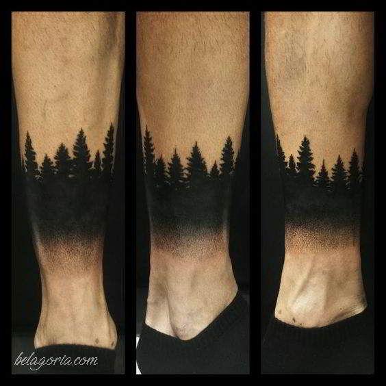 La Web De Los Tatuajes Tatuajes Tatuajes Forestales Tatuajes