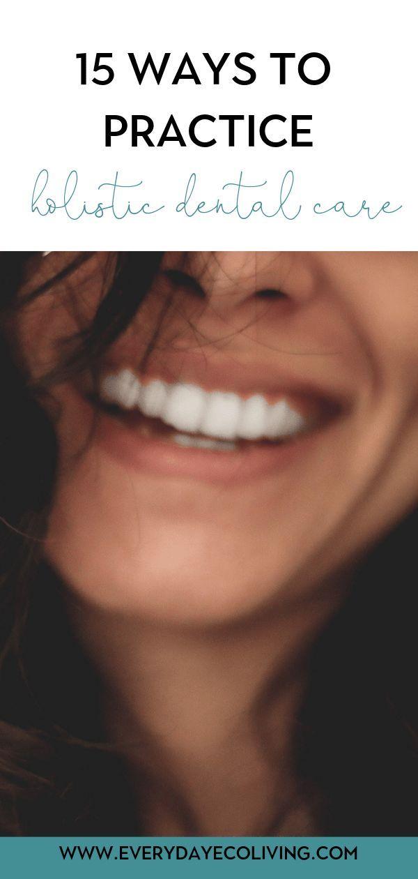 A Holistic Approach to Dental Care #dentalcare