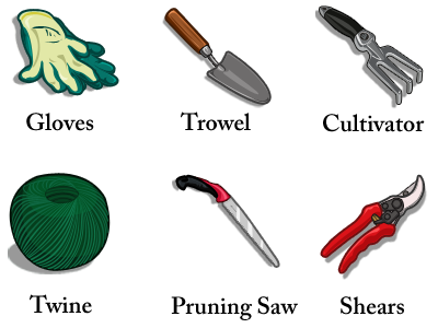 Garden Tools Names Unique Home Designs Landscaping Tools