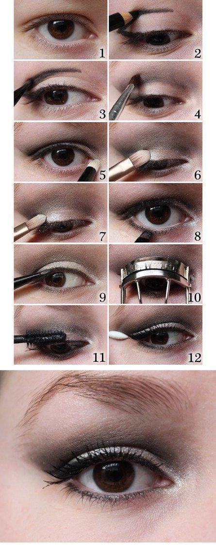 Just Match Your Eye Makeup And Start Beautiful Deep Eye