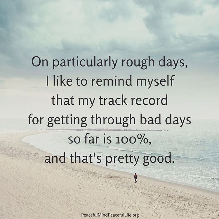 Rachael On Instagram Good Reminder I Hope You All Had A Good Day And If Not I M Sorry You Can Do This Spooniepro Bad Day Quotes Words Rough Day