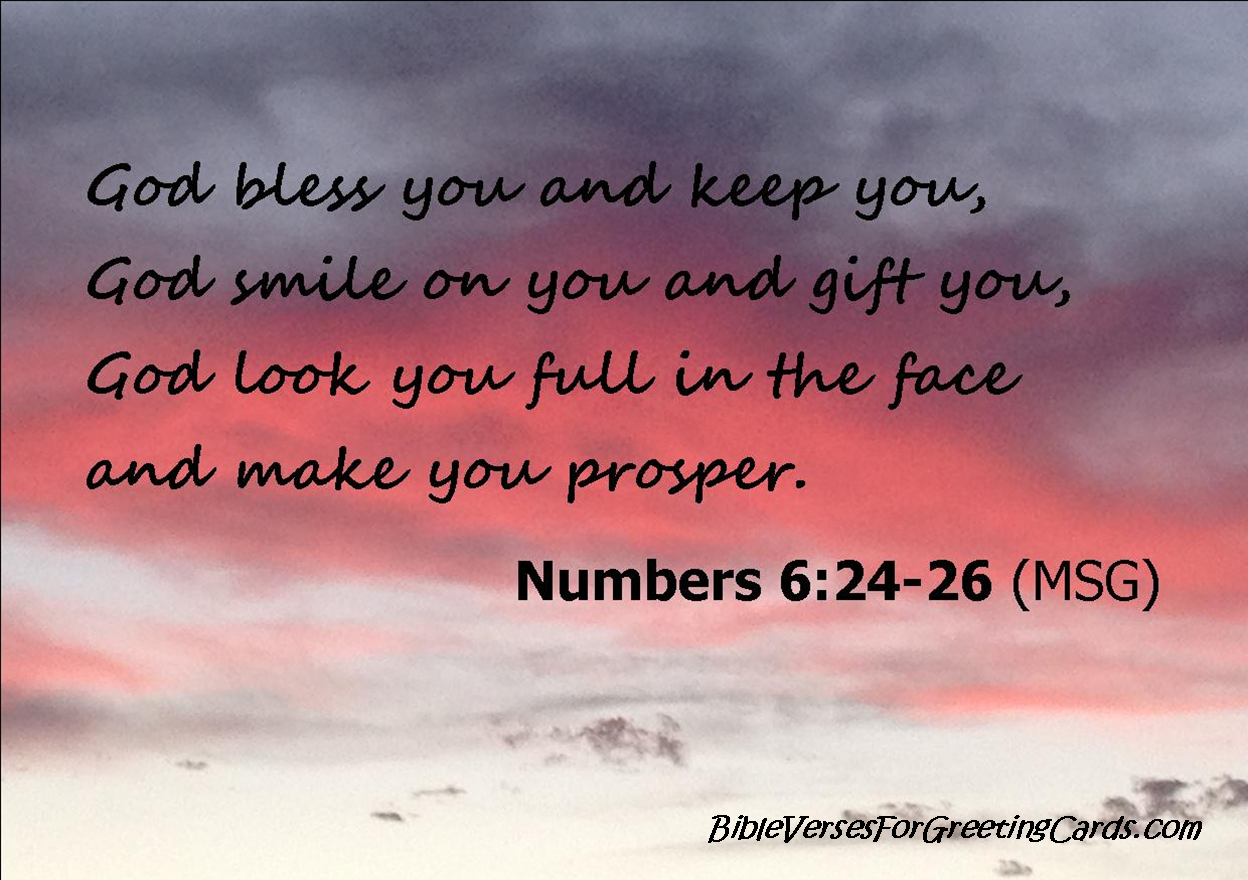 Bible Verses For Greeting Cards 10 Birthdays