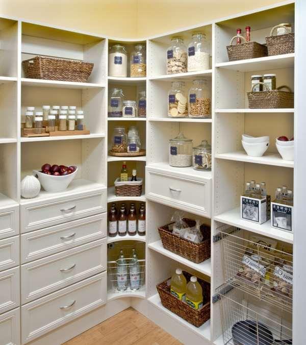 Pantry Shelving Systems   Kitchen Pantry Shelving Units