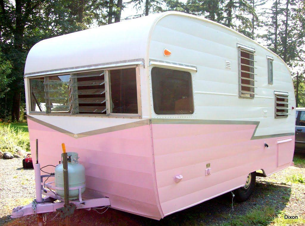 1964 Shasta Travel Trailer Caravanas Casas Y Casitas
