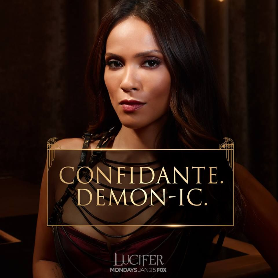 Netflix Saves Fox S Lucifer From Cancellation: #Mazikeen #Maze Lucifer