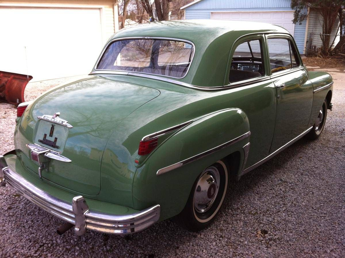 1949 Plymouth Special Deluxe Coupe | Old Rides 5 | Pinterest ...